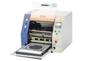 Установка полуавтоматического монтажа пластин на плёнку-носитель модели ADT 967